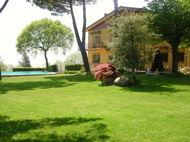 Bed and breakfast a nemi il giardino di diana for Offerte arredo giardino roma