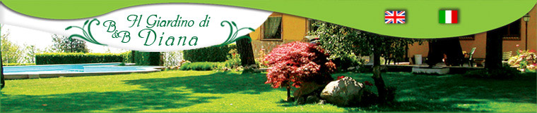 Il Giardino di Diana - Bed and Breakfast Nemi